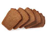 Parts de pain   Image libre de droits