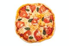 Parts de pizza Image stock