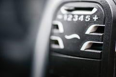 Parts, detailed close-up inside the car, macro photo Stock Photos