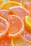 Parts douces de citron Images stock