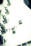 Parts of electric guitar Royalty Free Stock Photography