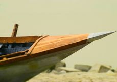 Parts of a large boat stock photograph royalty free stock images