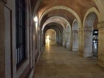 The Royal Palace Aranjuez. Parts of the palace area Stock Photography