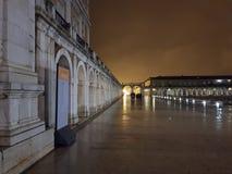The Royal Palace Aranjuez. Parts of the palace area Stock Photos