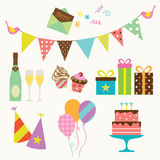 Party stock illustration