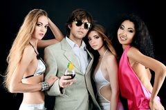 Party Stock Photography