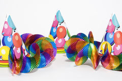 Party. Mood with different decorations Royalty Free Stock Image