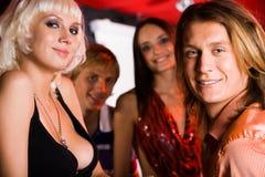 At party Royalty Free Stock Photos