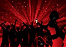 Party-Abbildung Stockbild
