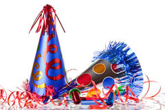 Party accessories Royalty Free Stock Images