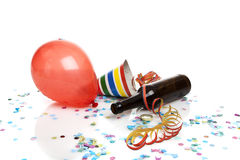 Party aftermath Stock Photography