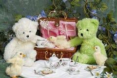 Party Animals - Toys Stock Photo