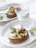 Party appetizers Stock Photos