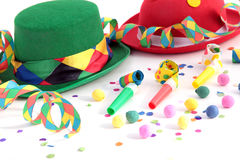 Party Atmosphere Stock Image
