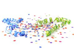 Party Atmosphere royalty free stock image