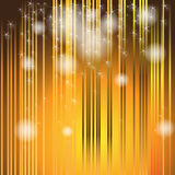 Party background. The party backgroun with lights Royalty Free Stock Images