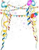 Party background stock illustration