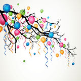 Party Background Royalty Free Stock Images