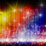 Party background lights Royalty Free Stock Photo