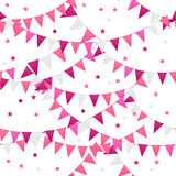 Party Background Seamless Pattern Vector Stock Photos