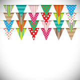 Party background vector illustration Stock Photography