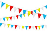 Party background vector illustration Royalty Free Stock Photos