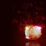 Party Ball Music Background Royalty Free Stock Photo