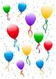 Party-Ballone Stockbild