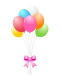 Party Ballone stock abbildung