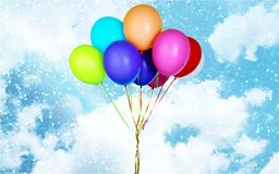 Party Balloon Royalty Free Stock Images