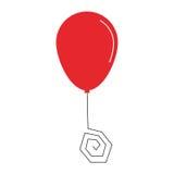 Party balloon icon Stock Photos