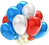 Party balloons. Royalty Free Stock Photos