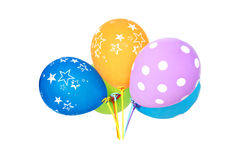 Party balloons group Stock Photography