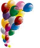 Party balloons Stampa Stock Photography
