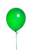 Party Balloons on white Stock Photos