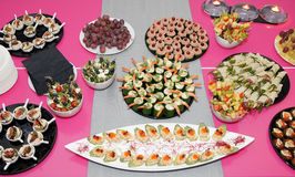 Party banquet Royalty Free Stock Images