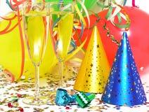 Party-Bevorzugungen stockfoto