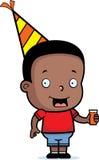 Party Boy Stock Photo