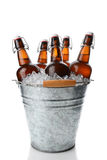 Party Bucket With Swing Top Beers Royalty Free Stock Photo