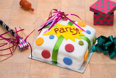Party cake Stock Photography