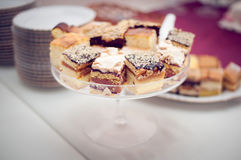 PARTY CAKE Royalty Free Stock Photos