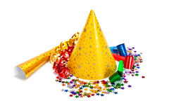 Party cap Royalty Free Stock Photos