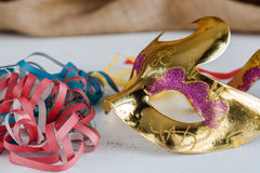 Party carnival items Stock Photo