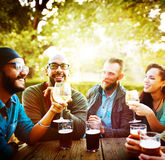 Party Celebrating Friendship Drinking Togetherntess Concept Royalty Free Stock Photography