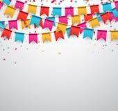 Party celebration background Royalty Free Stock Image