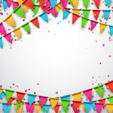 Party celebration background. Royalty Free Stock Images