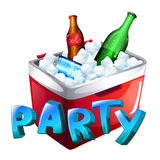 A party celebration Royalty Free Stock Images