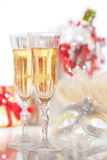 Party Champagne Stock Photography