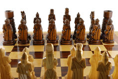 Party chess Royalty Free Stock Image