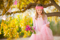 Party child Royalty Free Stock Photos